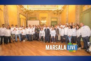 Corso Serale Alberghiero Abele Damiani Marsala al Congresso regionale Euro-Toques