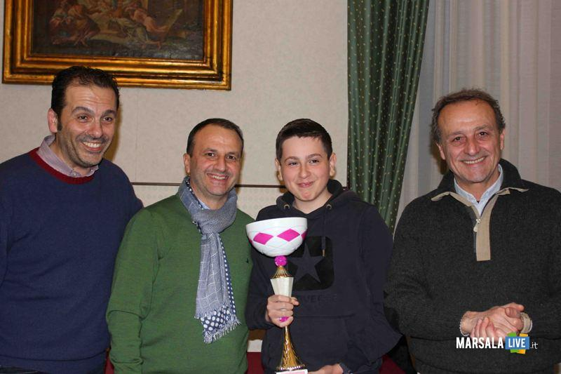 Gianluca Savalla, Giacomo Tranchida, Giuseppe Cerami, Gianni Gigante