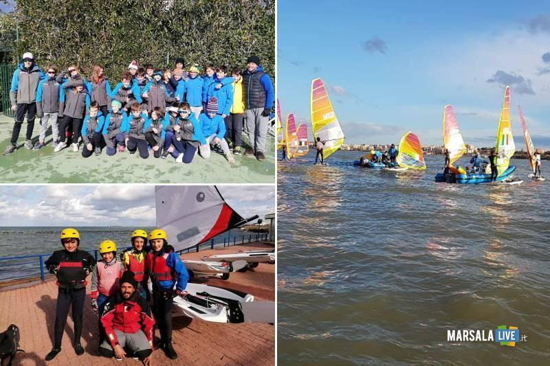 La vela italiana ha scelto la Società Canottieri Marsala