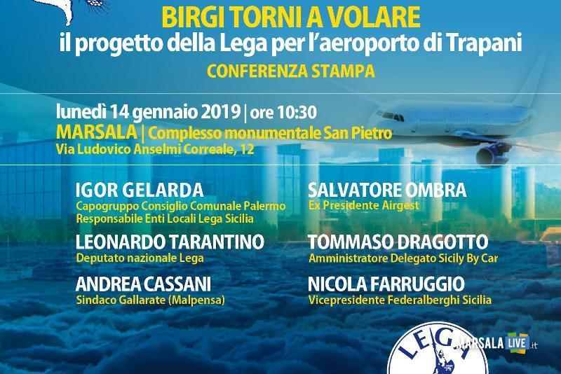 Lega invito Birgi