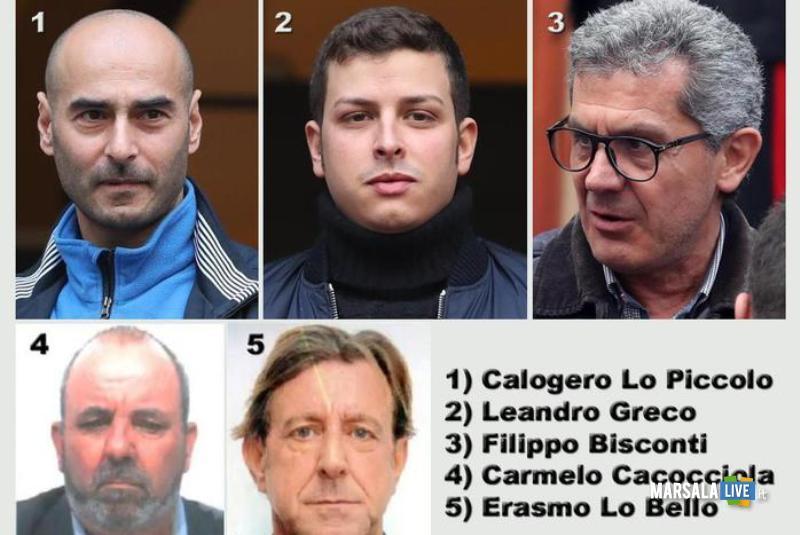 Mafia, inchiesta sulla Cupola, Greco e Lo Piccolo (3)
