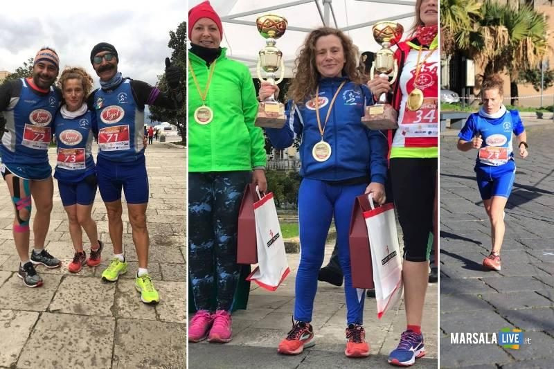 Maratona di Messina, Polisportiva Marsala Doc