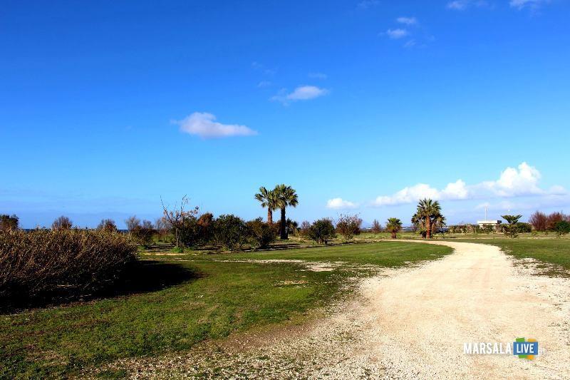 Marsala, Parco pubblico di Salinella