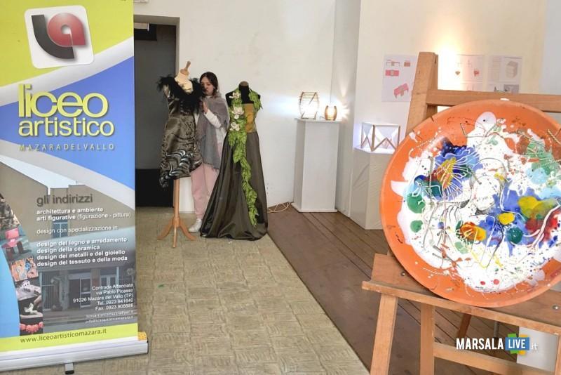 Mostra Liceo Artistico al Carmine