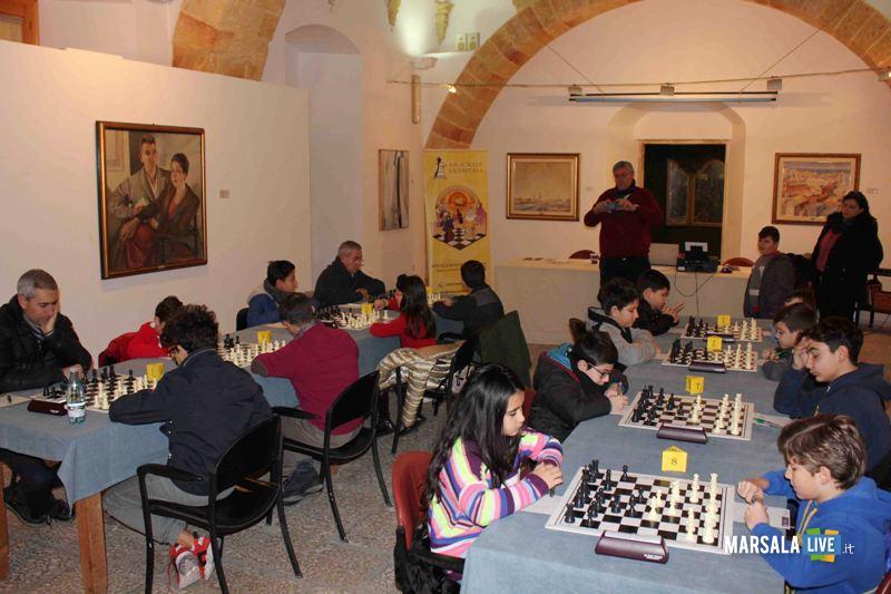 Scacchi, Marsala, Campionato Provinciale-