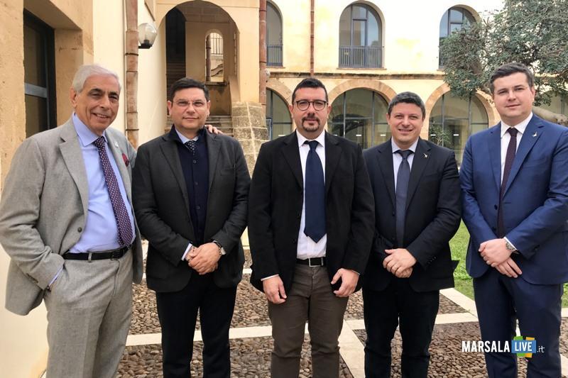 Tommaso Dragotto, Salvatore Ombra, Igor Gelarda, Leonardo Tarantino, Andrea Cassani