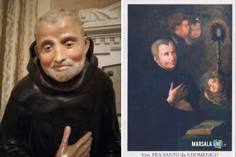 Venerabile Fra Santo da San Domenico Agostiniano Scalzo