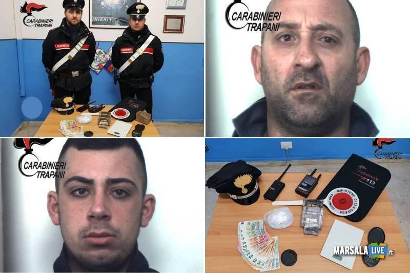 droga alagna, carabinieri