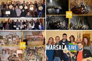 il presepe più bello 2018, premiazione concorso - Marsala 2019