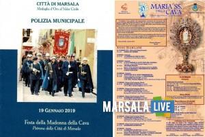 madonna della cava, polizia municipale - Marsala