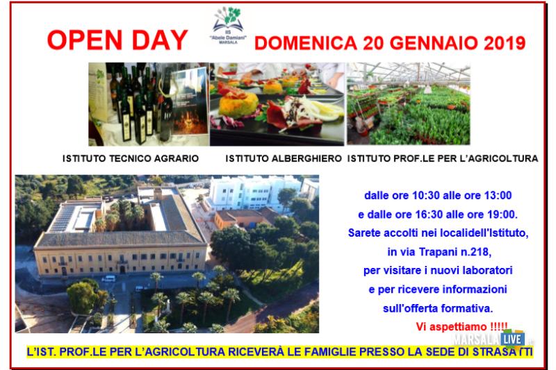 open day in foto