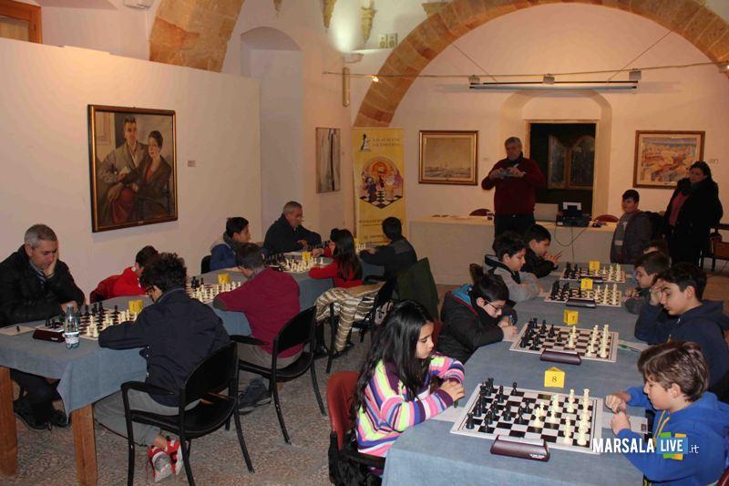 scacchi, trapani