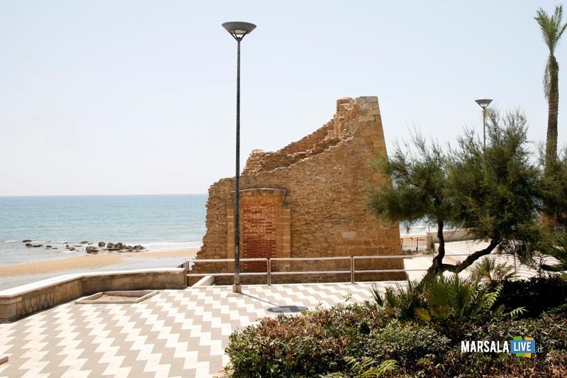 tre fontane - campobello di mazara, spiaggia