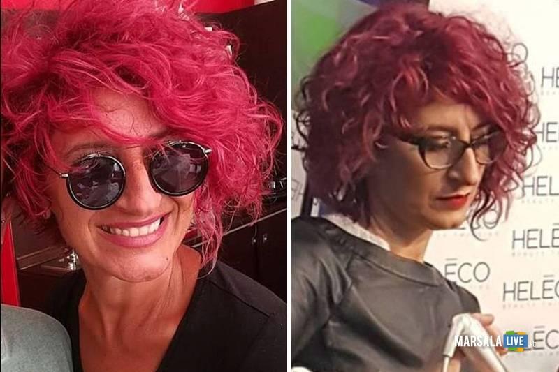 Angela Palumbo, hairstylist