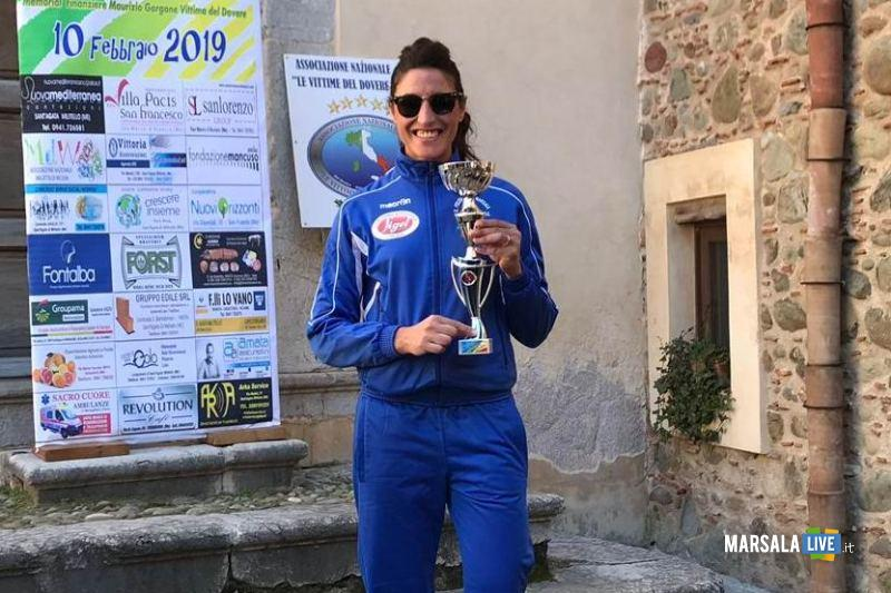 - Atl. - Marianna Cudia sul podio a Sant'Agata di Militello