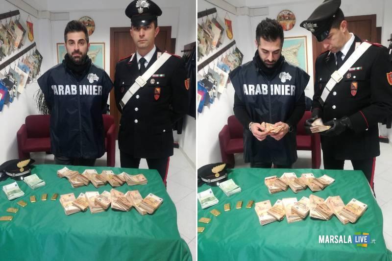 Calogero Luppino, Salvatore Giorgi, Francesco Catalanotto - carabinieri, soldi