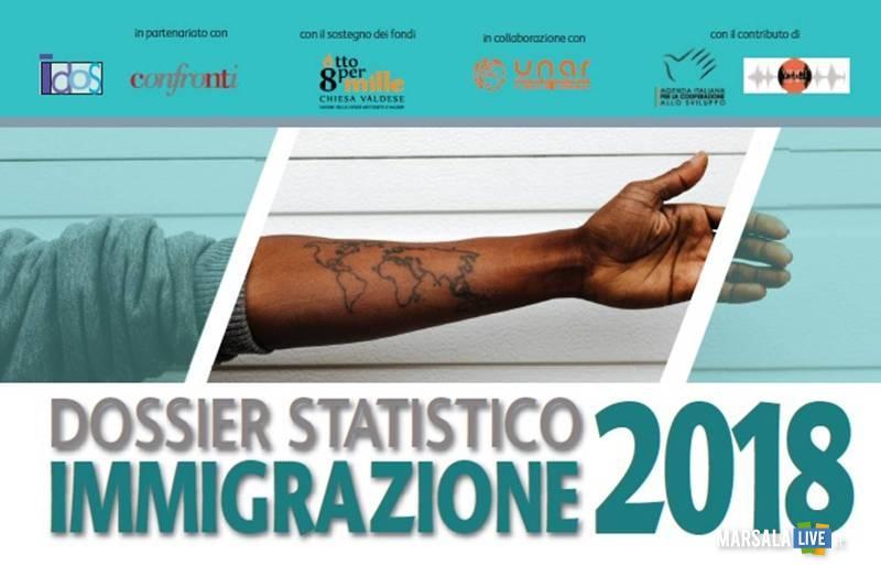 Dossier Statistico Immigrazione - Mazara del vallo