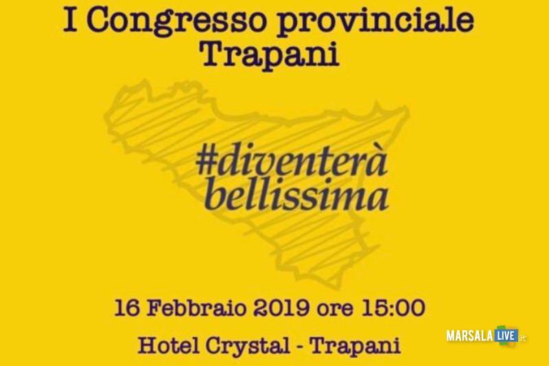 Logo I Congresso Provinciale TP