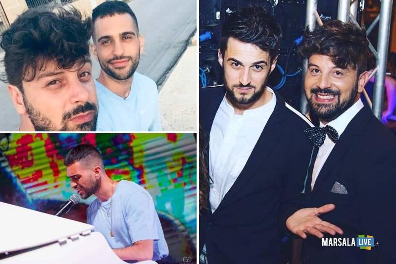 Mahmood, Antonello Carozza, Giancarlo Casano - Sanremo Marsala