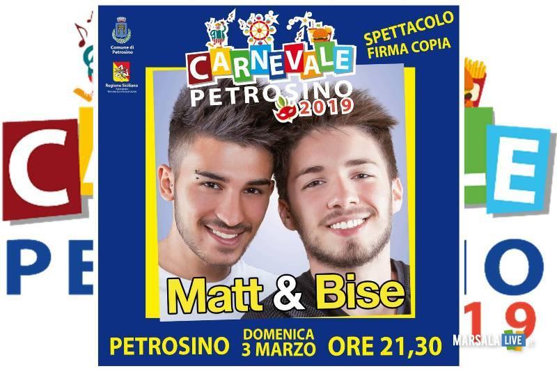 Matt & Bise - Carnevale Petrosino
