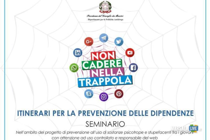 Non cadere nella trappola, seminario Campobello