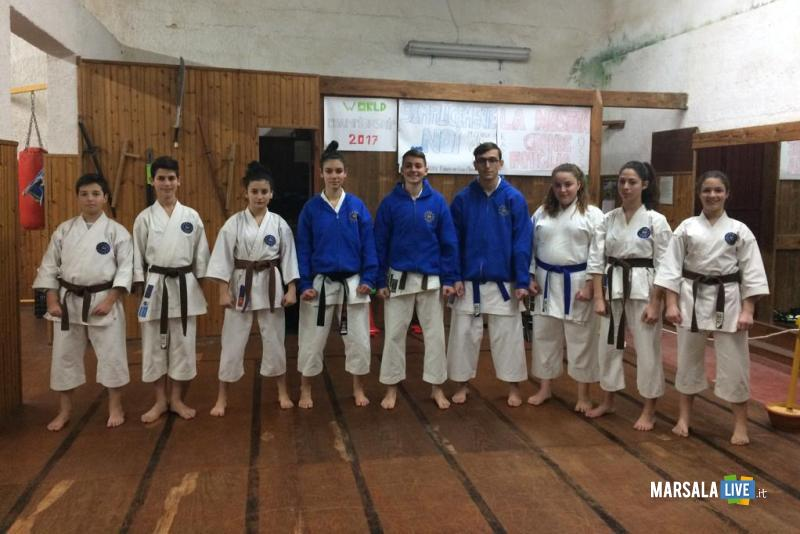 Shotokan Karate do club Marsala, Open di Malta (1)