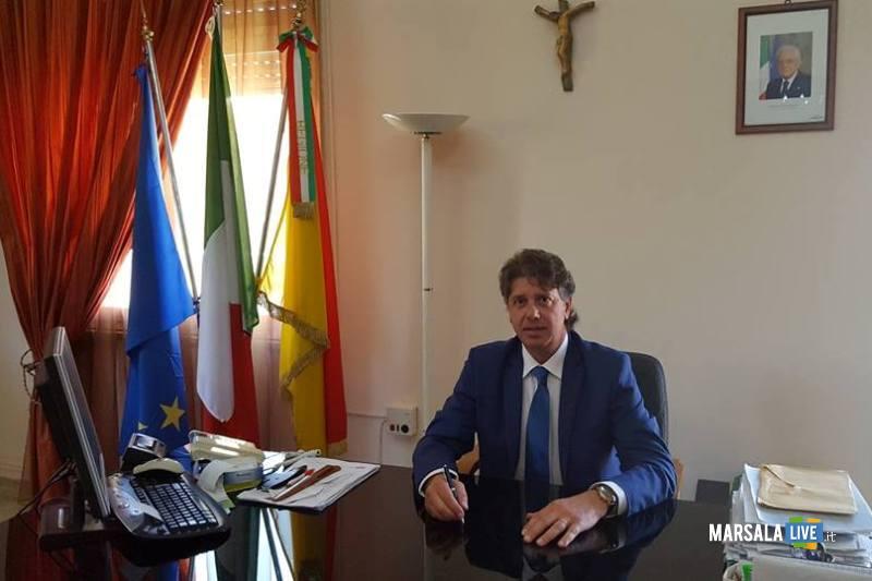 Sindaco Giuseppe Castiglione, campobello