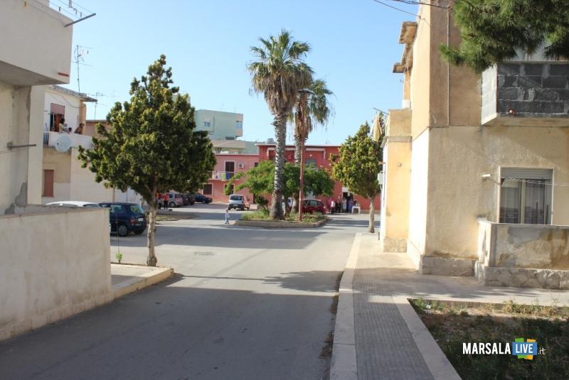 alloggi popolari via Grotta del Toro - Marsala