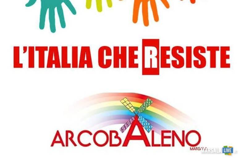 associazione arcobaleno marsala - l_italia che resiste