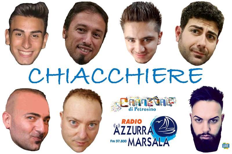 chiacchiere, carnevale petrosino - Radio azzurra Marsala 2019