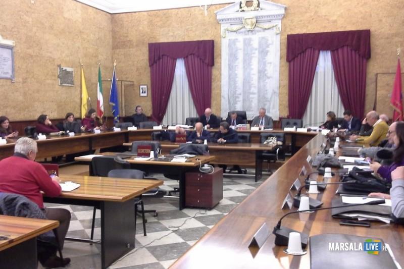 consiglio comunale febbraio 2019 Marsala