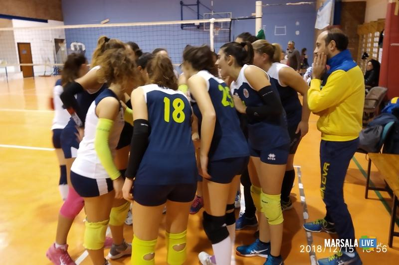 entello erice volley Femminile