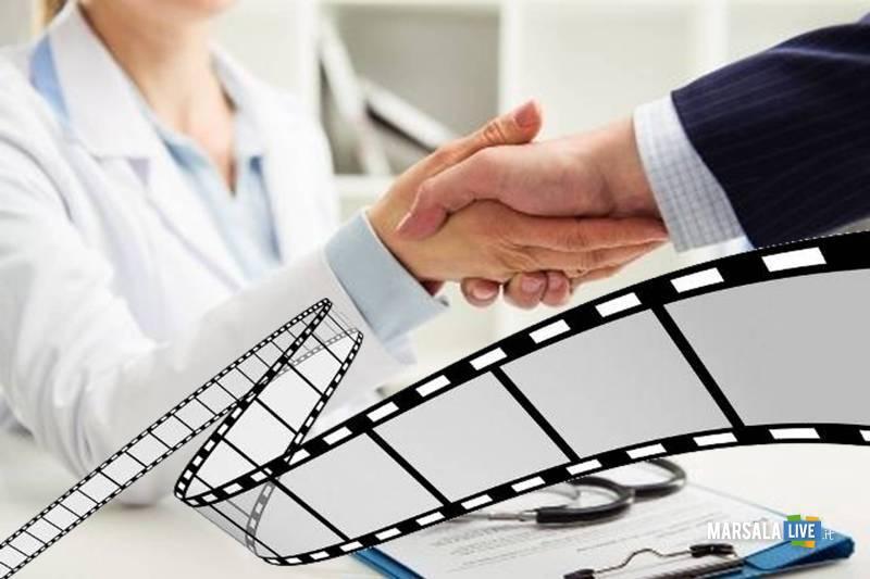 medico, paziente, cinema. asp