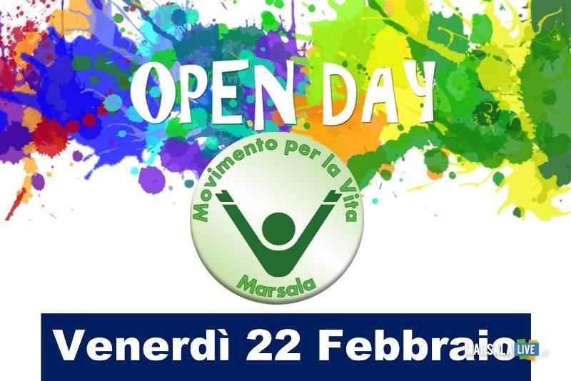 open day 2019-1 movimento per la vita marsala