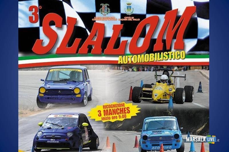 3° Slalom automobilistico del Satiro - Città Mazara del Vallo