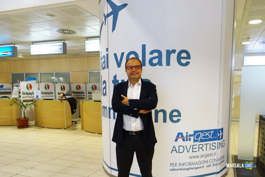 Airgest, aeroporto Vincenzo Florio Trapani-Birgi - handling