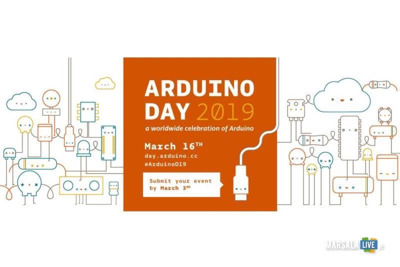 Arduino Day 2019 ITT Mattarella di Marsala