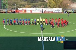 CITTÀ DI MESSINA - MARSALA 0-2