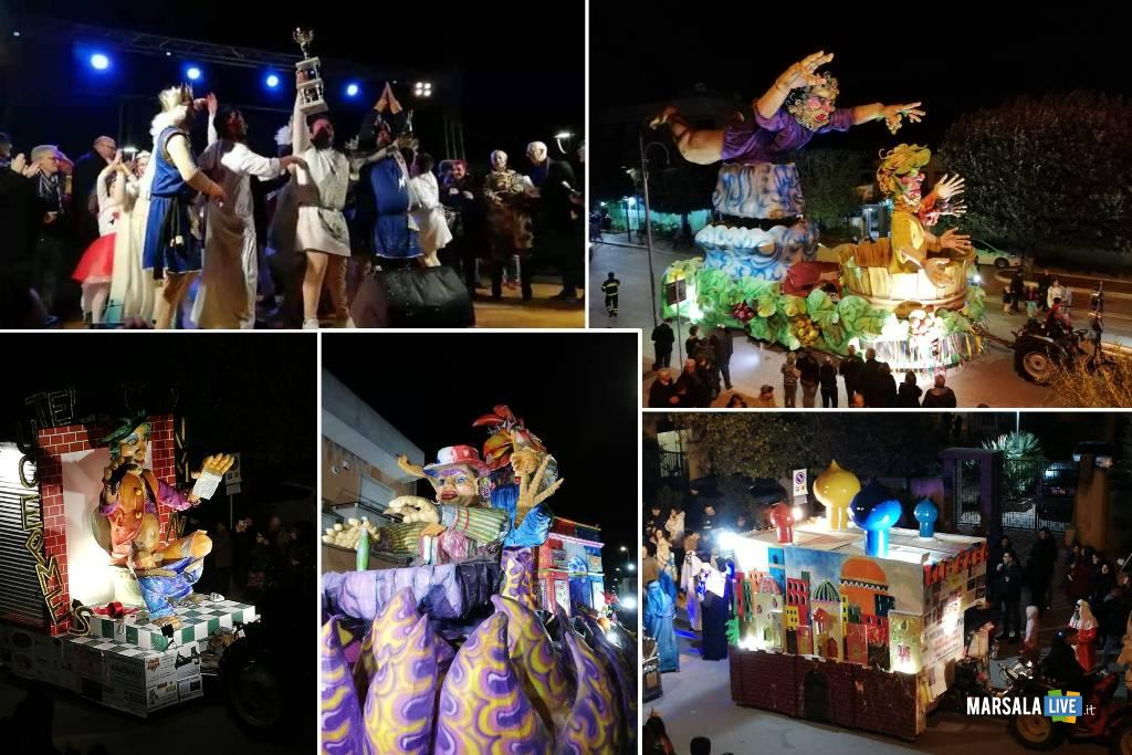 Carnevale a Petrosino 2019