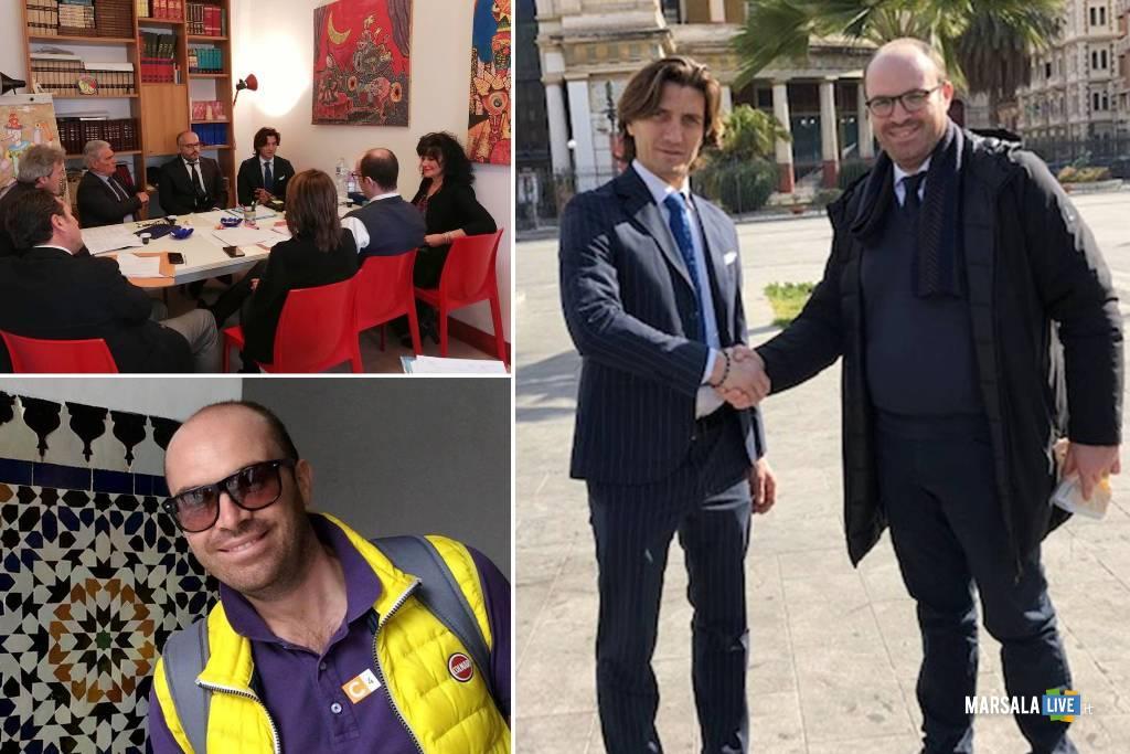 Ente Bilaterale terziario Ebiten Sicilia, Vito Campo presidente