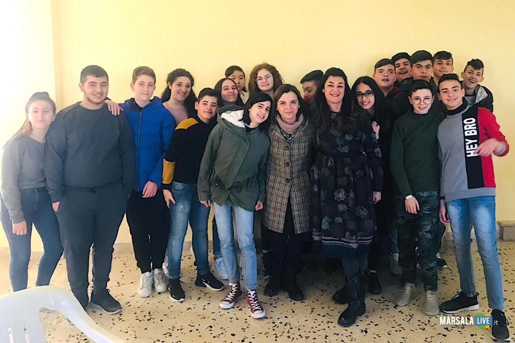 Istituto Alcide De Gasperi Marsala, progetto Non Cadere nella Trappola (3)