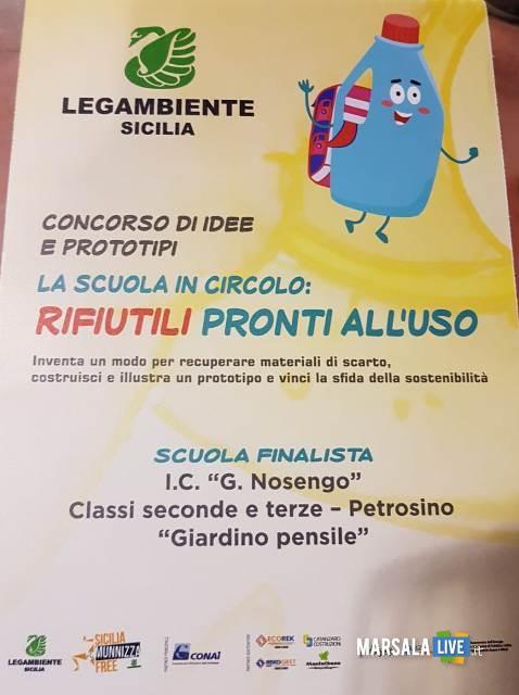 La Scuola in Circolo. rifiUtili pronti all_uso, Istituto Nosengo Petrosino (1)