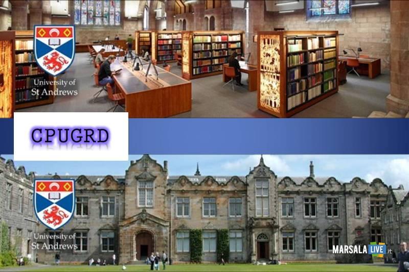 Liceo Classico Giovanni XXIII e Università Saint Andrews