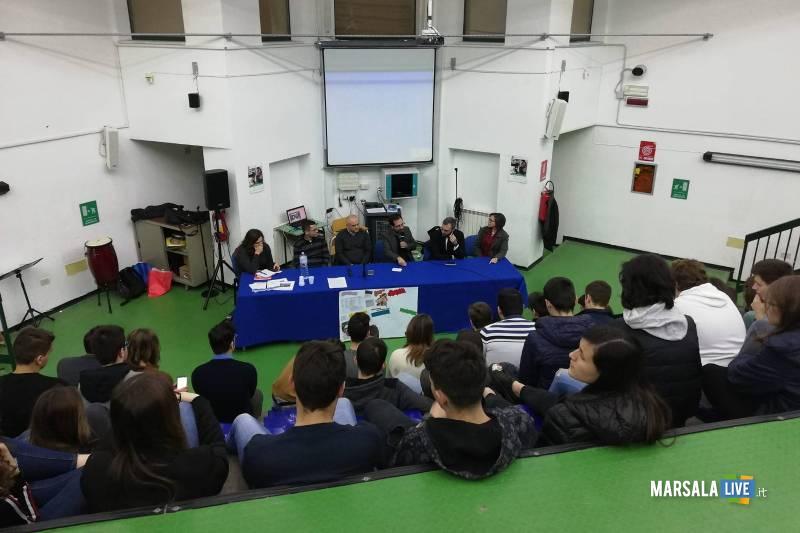 Liceo Ferro di alcamo, 4E presentano progetto A Scuola di OpenCoesione