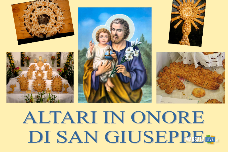 Locandina San Giuseppe nosengo petrosino 2019