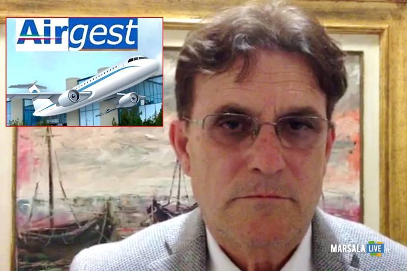 Luigi-giacalone-airgest birgi aeroporto