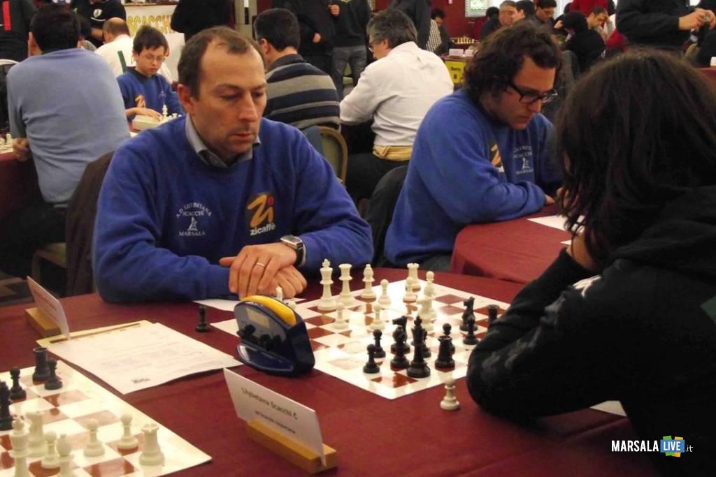 Marsala, Memorial Giovanni Piazza. Campionato Regionale Giovanile scacchi