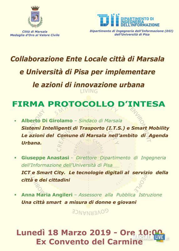 Marsala Smart City, innovazione e sostenibilità urbana