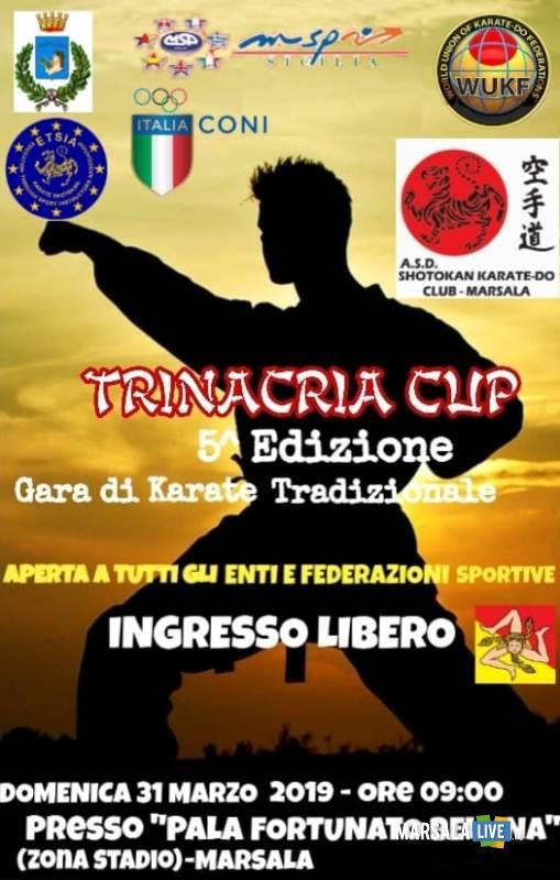 Marsala, Trinacria Cup Karate 2019