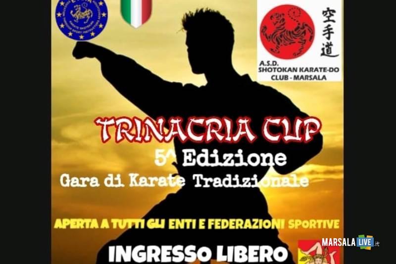 Marsala, Trinacria Cup Karate